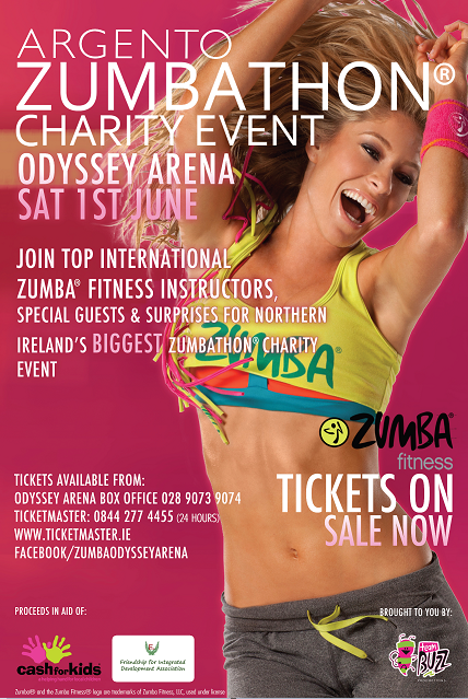 Zumba Promotional Poster